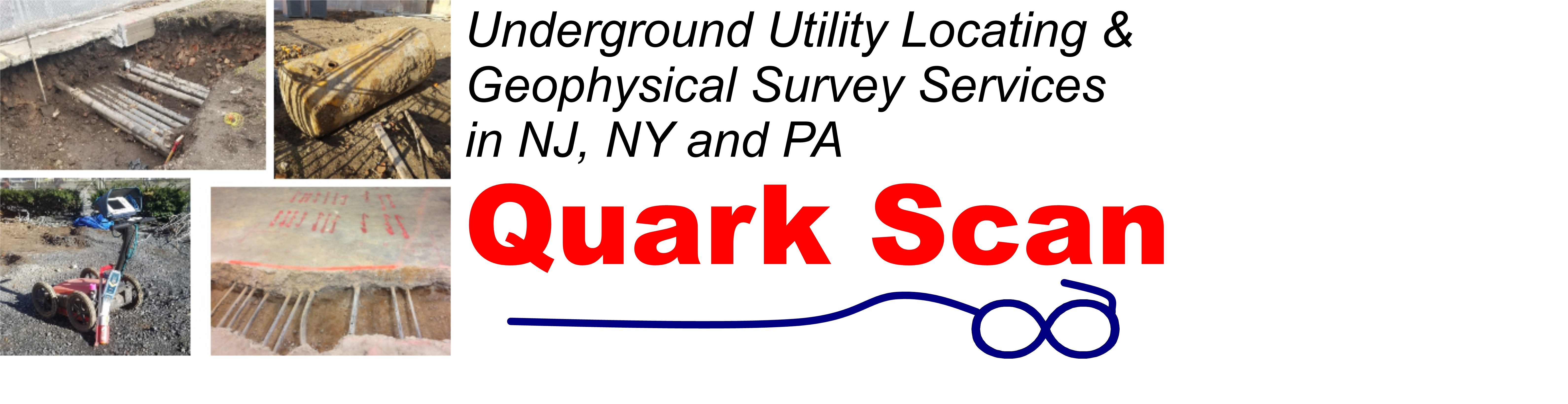 Quark Scan Inc. - underground utility locating and geophysical survey services in NJ NY and PA